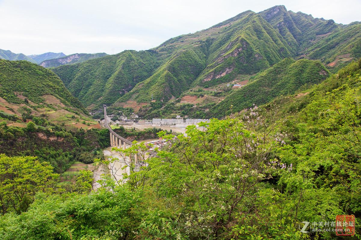 李总理到过的地方,旬阳小河镇后坡村